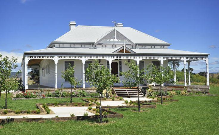 Federation House Designs Australia – House Design Ideas