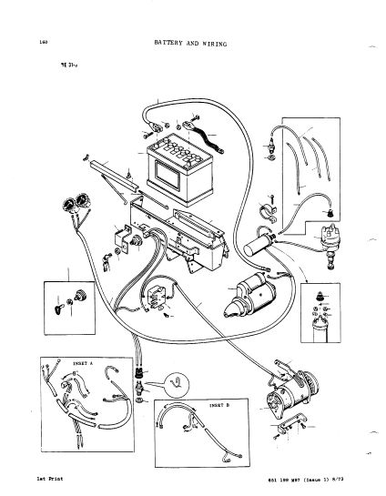 electrical wiring diagram a switch inline