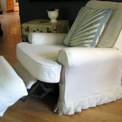 Lazy Boy Chairs Rocker Recliner Chair Slipcovers+for+lazy+boy+chairs | Will Post A Tutorial This Week I Just Dont Have The Energy To ...