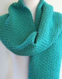 1000+ ideas about Knit Scarves on Pinterest | Knitting ...