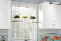 17 Best ideas about Kitchen Window Shelves on Pinterest
