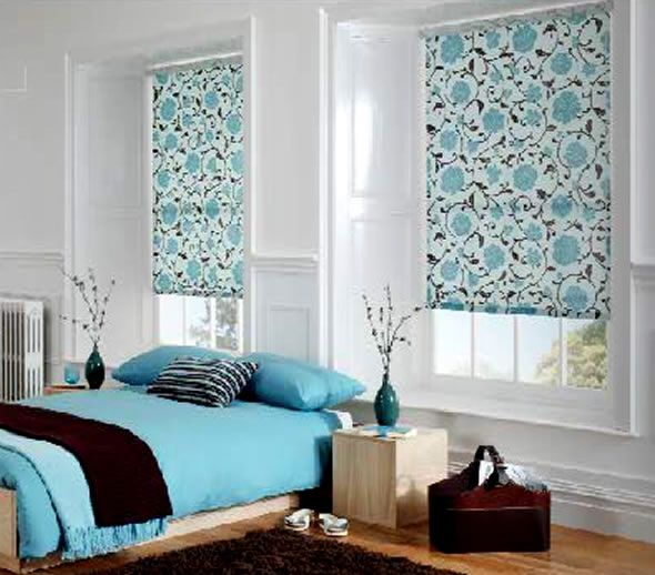 Roller Blinds Window Coverings Louvolite Bedroom Design