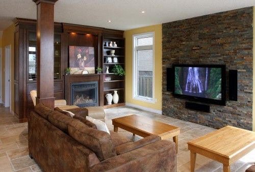 27 best images about Stone Accent Walls on Pinterest
