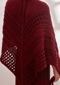 25+ best ideas about Knit Shawl Patterns on Pinterest ...