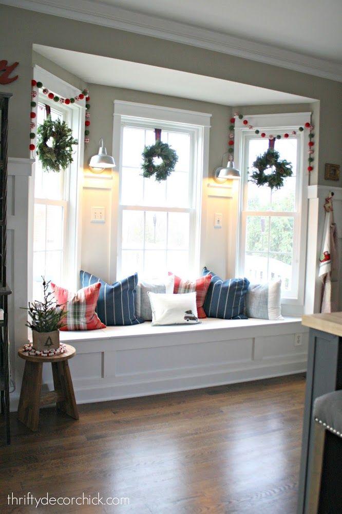 25 best ideas about Bay Window Decor on Pinterest  Bay windows Bay window seats and Bay