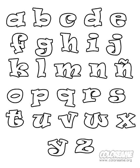 17 Best ideas about Letras Para Imprimir on Pinterest