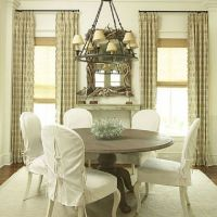 17 Best images about Elegant Dining Chair Slipcover on ...
