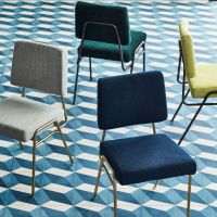 17 Best ideas about Metal Dining Chairs on Pinterest ...