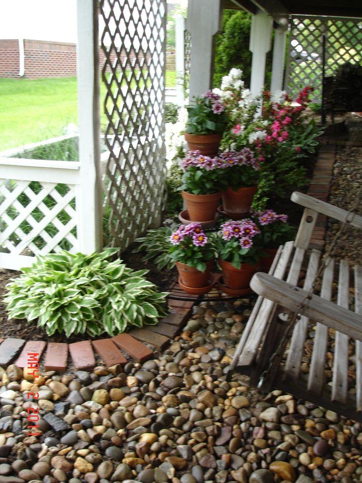 25 Best Ideas About Under Deck Landscaping On Pinterest Deck