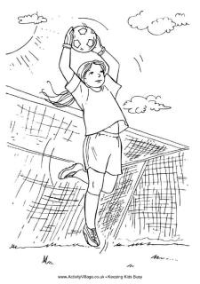 coloring pages for Langley's team...roll these up with a