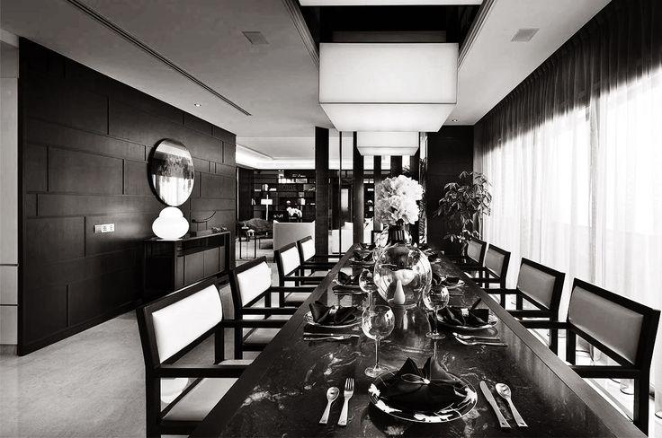 Famous interior design company singapore