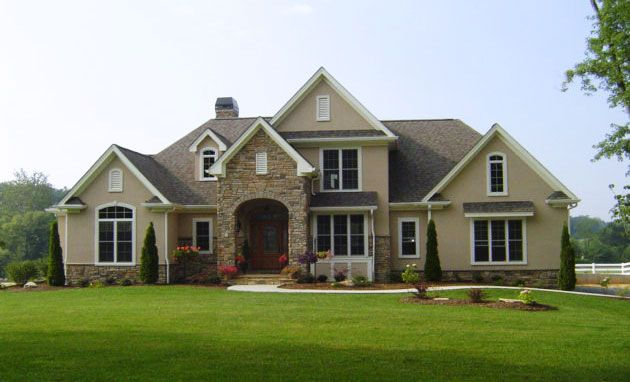 17 Best ideas about Stucco House Colors on Pinterest