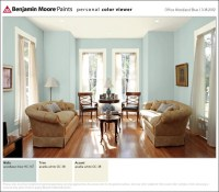 BM Woodlawn Blue for Office | Color Inspiration ...
