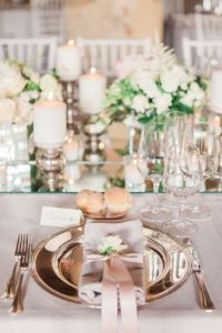 25+ best ideas about Pink table settings on Pinterest ...