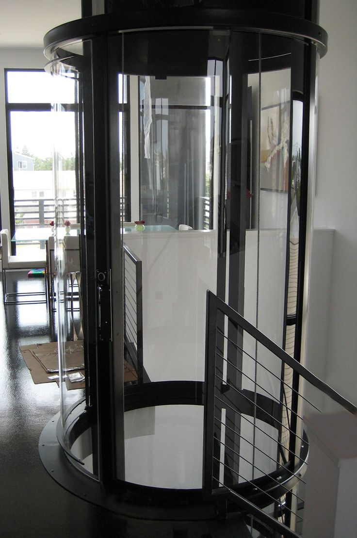 17 Best Images About Visilift Elevators In Modern Homes On Pinterest Elevator Home And Round