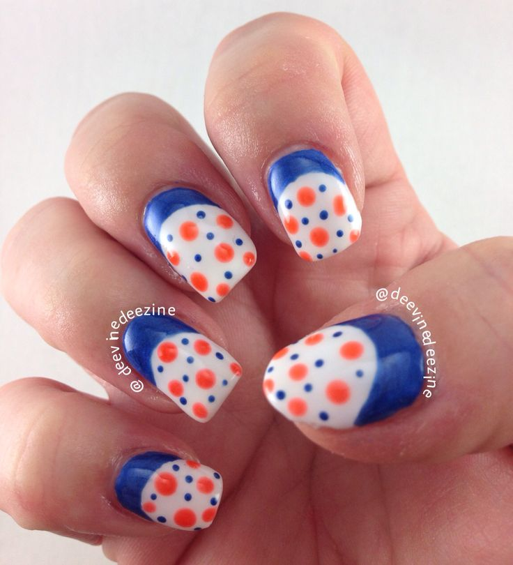 24 best images about SPORTS NAIL ART on Pinterest