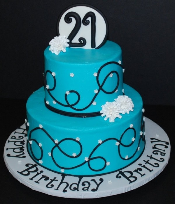 17 Best Images About Cakes 21st Birthday On Pinterest