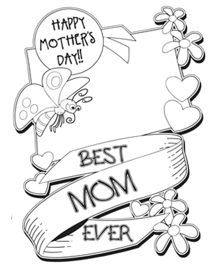 Mother's Day 2015 Printable Greetings, Graphics, Cards
