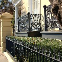 1000+ images about fence on Pinterest | Victorian mosaic ...