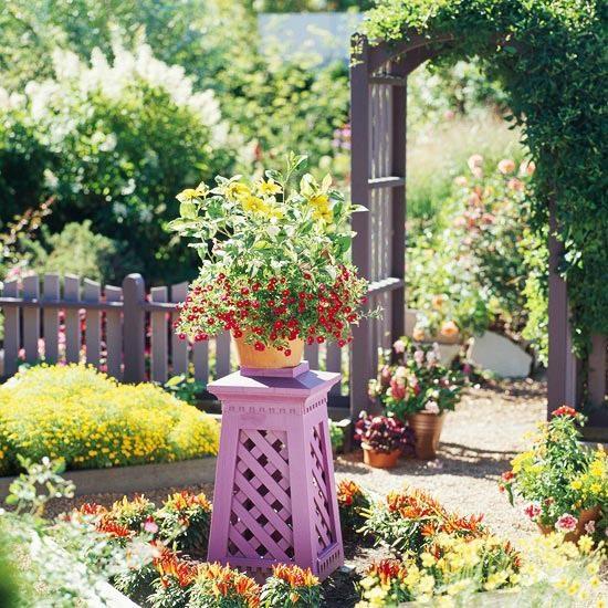 17 Best Images About Garden Focal Point On Pinterest Gardens