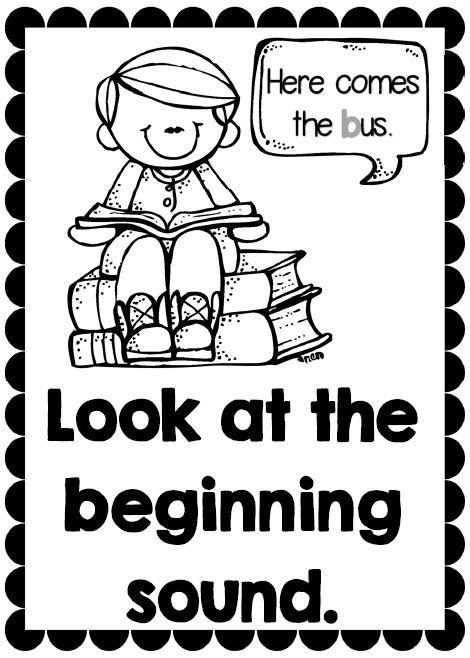 17 Best ideas about Kindergarten Reading Strategies on