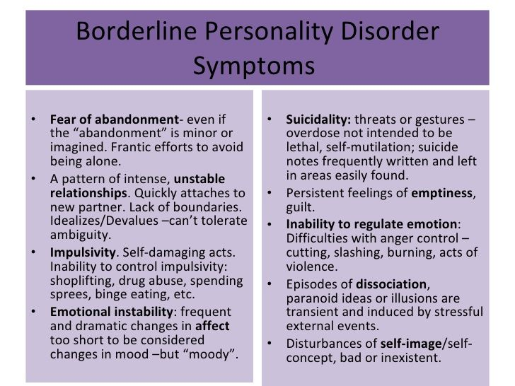 168 Best Images About Bpd And Other Personality Disorders