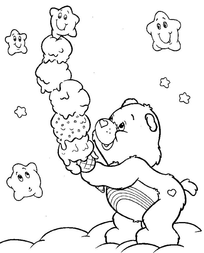 17 Best images about Care Bears and friends on Pinterest