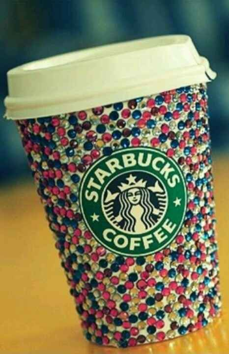 If you dont throw away your Starbuc