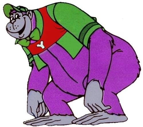 Grape Ape Old School Cartoons Pinterest