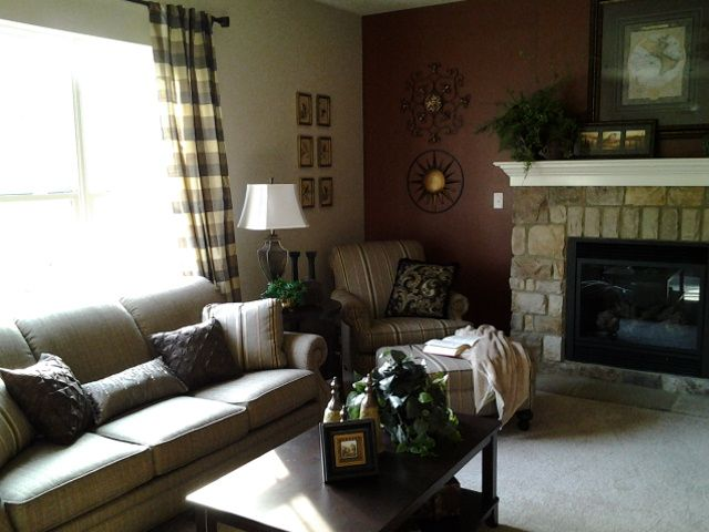 These diverse paint color ideas, from bold red to beige, are perfectly suited to small living rooms. 25+ best images about Wall Color Ideas on Pinterest ...