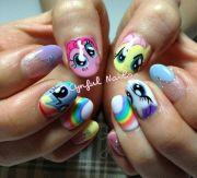 little pony nails