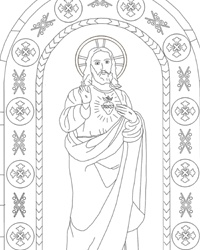17 Best images about Sacred Heart/Immaculate Heart on