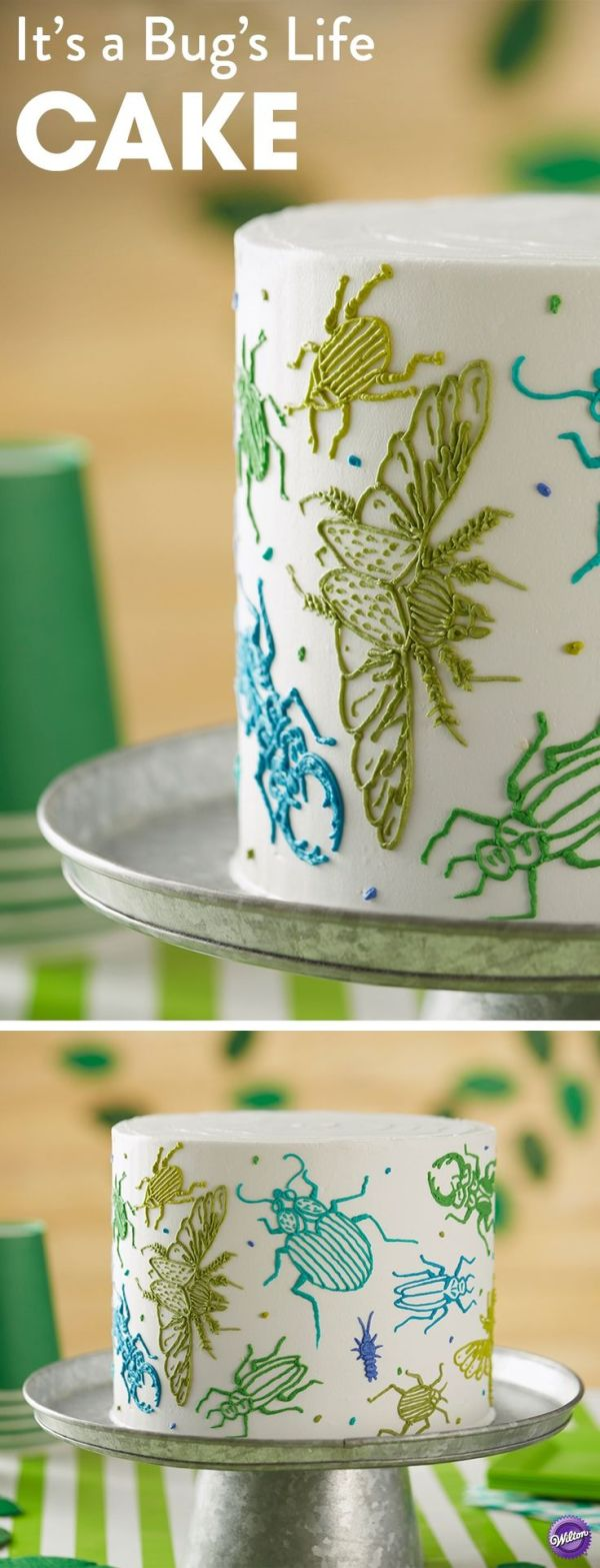 183 best images about Birthday Cakes on Pinterest   Wilton ...