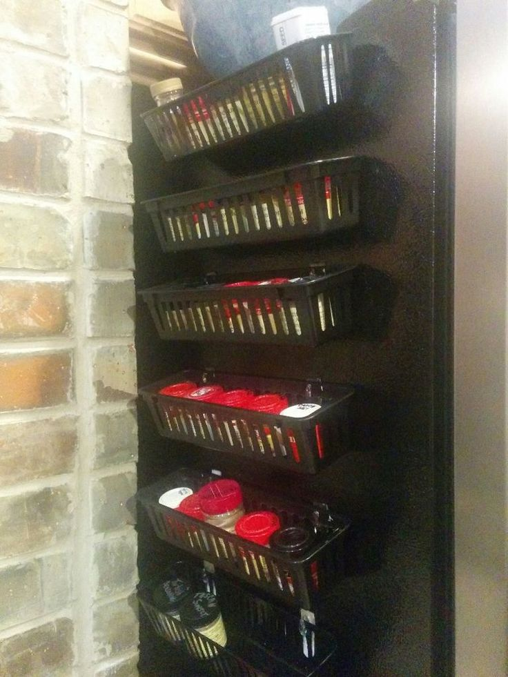 Magnetic Spice Rack for Refrigerator  Best Spice racks Hooks and Pictures of ideas