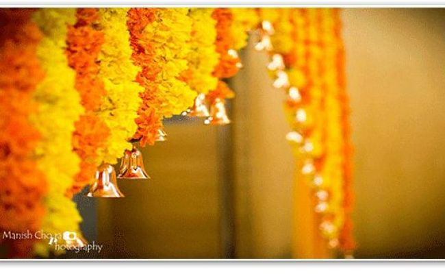 Marigold The Perfect Flower For Indian Wedding