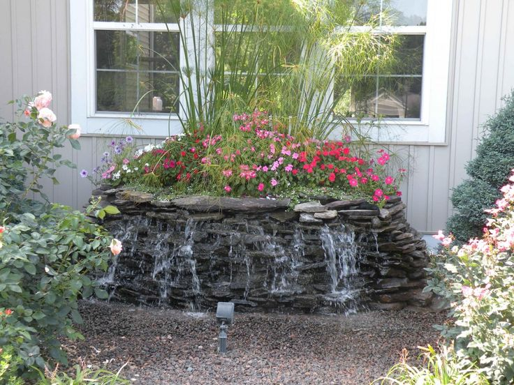 20 Best Images About Fountain Ideas Front Yard On Pinterest