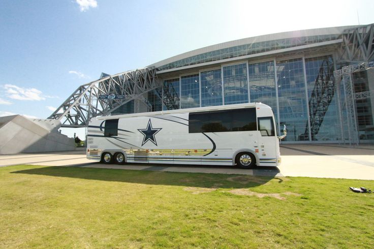 Bus Cowboys Dallas Bowl