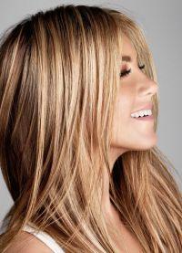 De 20+ bedste ider inden for Jennifer Aniston Hair Color ...