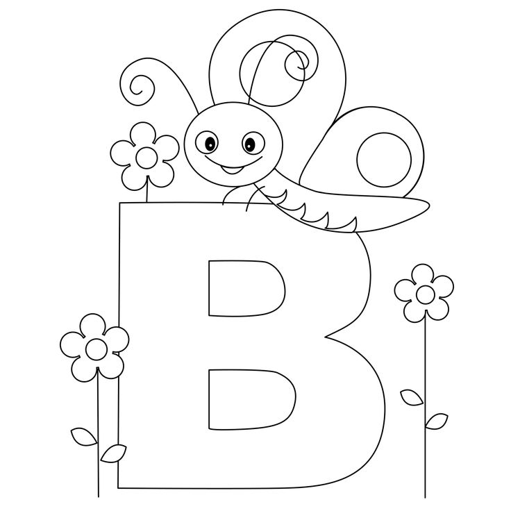 116 best images about Alphabet Crafts...the Letter B on