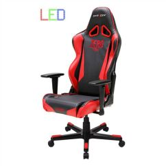 Ak Racer Gaming Chair Big Office Chairs Dxracer Oh/rl1/nr Zero (led) | Pinterest Products, And Led