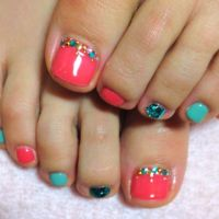1000+ ideas about Painted Toe Nails on Pinterest | Painted ...