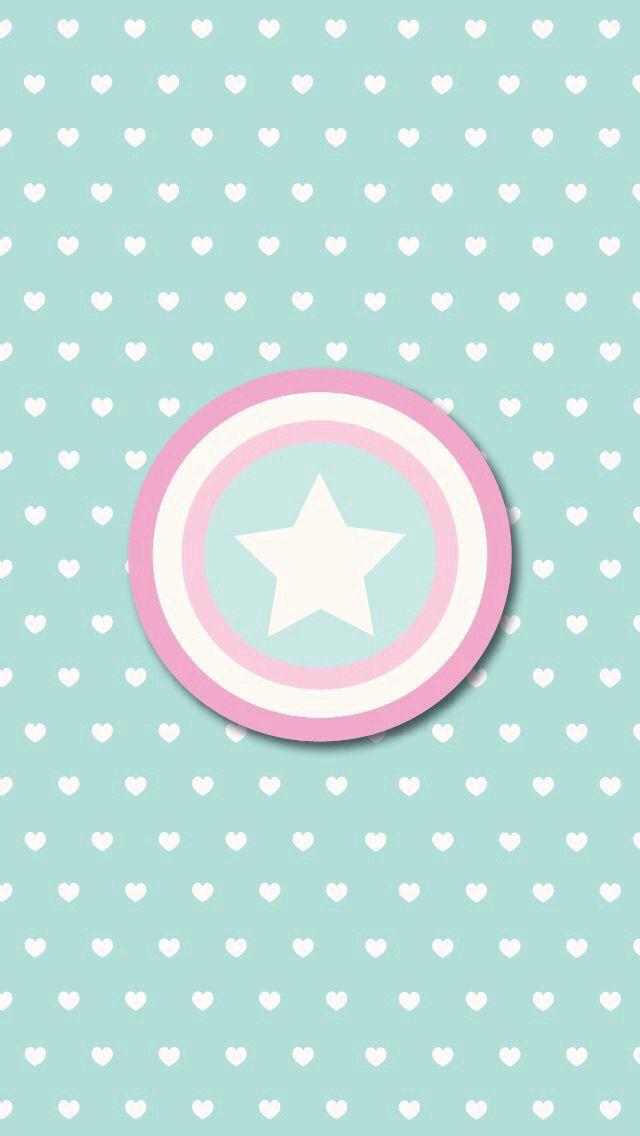 Super Cute Emoji Wallpapers Capitao America Cute Wallpaper Wallpapers Pinterest