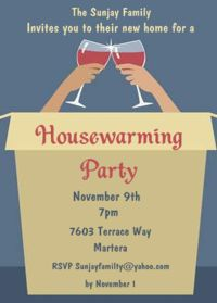 21 best images about House warming party invitaitons on ...