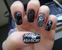 177 best images about Badass Nails on Pinterest | Skull ...
