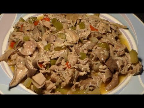 How To Clean Prepare And Cook Chitterlings amp Hog Maws