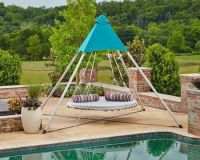 1000+ ideas about Trampoline Swing on Pinterest | Hammock ...