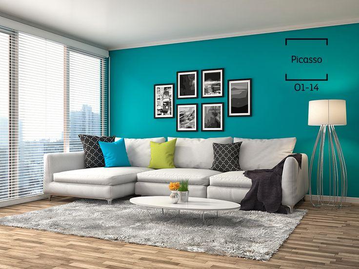 Convierte tu sala en toda una obra de arte usando tu