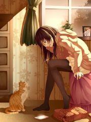 #anime #crying anime stuff mixed