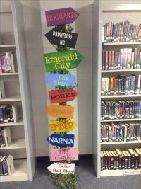 25+ Best Ideas about Library Signs on Pinterest