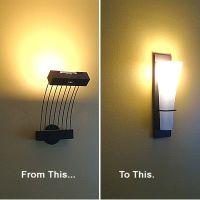 1000+ ideas about Wall Mount Light Fixture on Pinterest ...